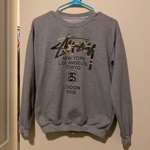 Gently worn and loved - Stussy Sweater